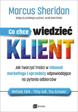 Okładka książki Co chce wiedzieć klient?