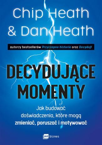 Okładka książki/ebooka Decydujące momenty