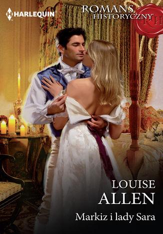 Okładka książki/ebooka Markiz i lady Sara