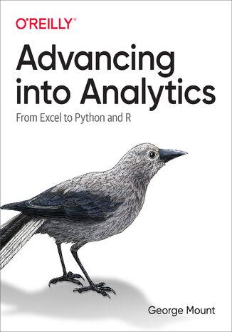 Okładka książki/ebooka Advancing into Analytics