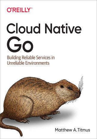 Okładka książki Cloud Native Go