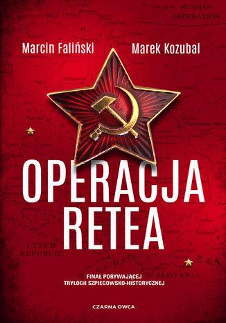 Okładka książki/ebooka Operacja Retea