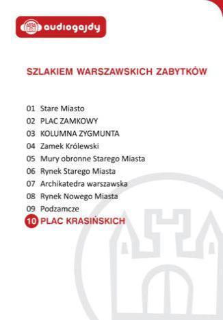 Plac Krasińskich. Szlakiem warszawskich zabytków
