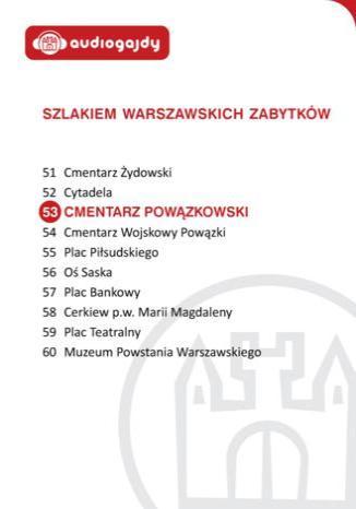 Cmentarz Powązkowski. Szlakiem warszawskich zabytków