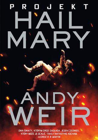 Okładka książki Projekt Hail Mary