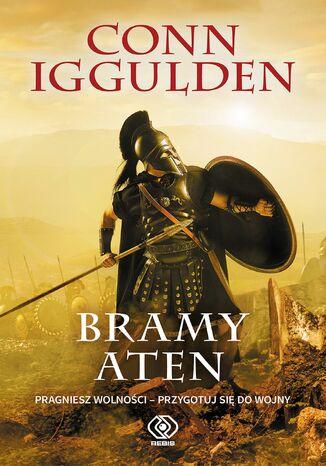 Okładka książki/ebooka Ateńczyk (#1). Bramy Aten