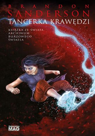 Okładka książki Tancerka krawędzi