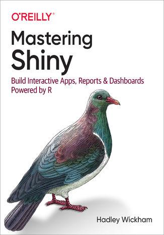 Okładka książki Mastering Shiny