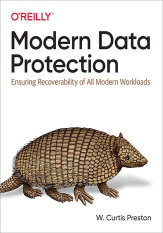 Okładka książki/ebooka Modern Data Protection