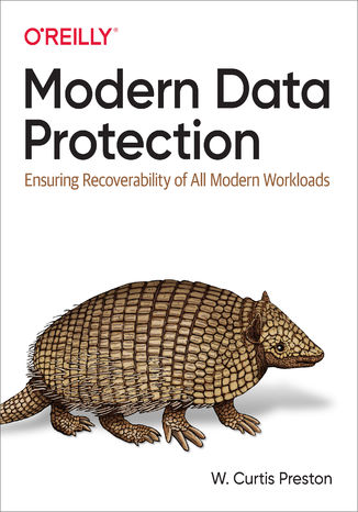 Okładka książki Modern Data Protection