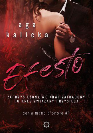 Okładka książki Efesto