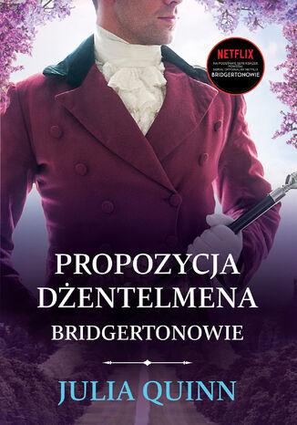 Okładka książki/ebooka Propozycja dżentelmena
