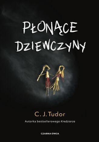 Okładka książki/ebooka Płonące dziewczyny