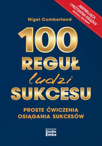 Okładka książki 100 reguł ludzi sukcesu