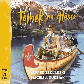 Okładka książki Tomek na Alasce (t.10)