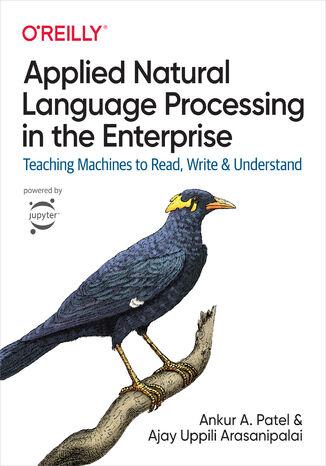 Okładka książki/ebooka Applied Natural Language Processing in the Enterprise