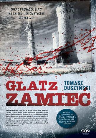 Okładka książki Glatz. Zamieć