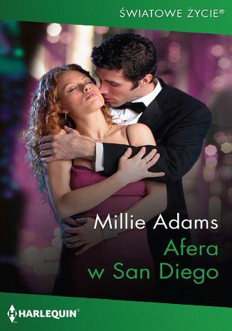 Okładka książki Afera w San Diego
