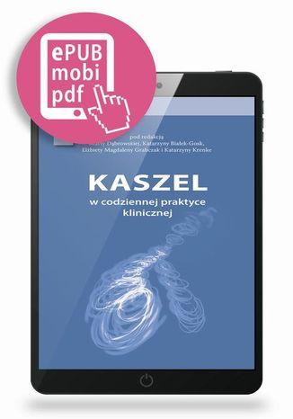 Okładka książki Kaszel w codziennej praktyce klinicznej