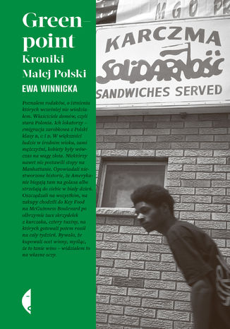Okładka książki Greenpoint. Kroniki Małej Polski