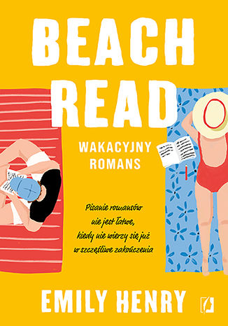 Okładka książki/ebooka Beach Read