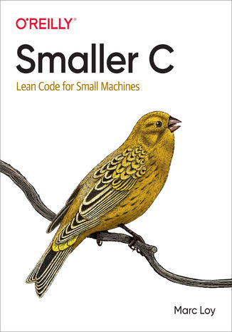 Okładka książki Smaller C