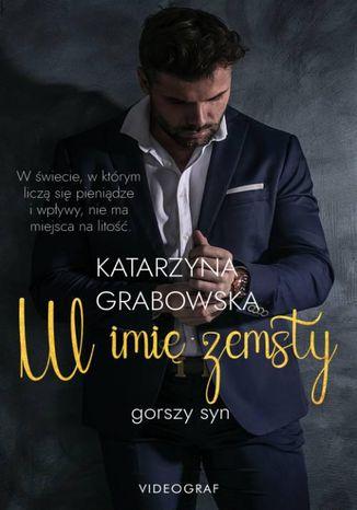 Okładka książki/ebooka W imię zemsty