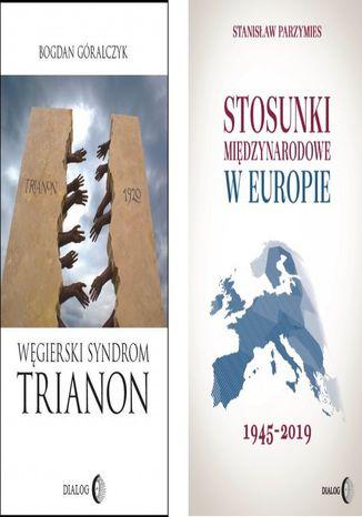 WĘGRY KONTRA EUROPA - e-book Pakiet 2 książek