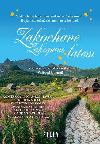 Okładka książki/ebooka Zakochane Zakopane latem