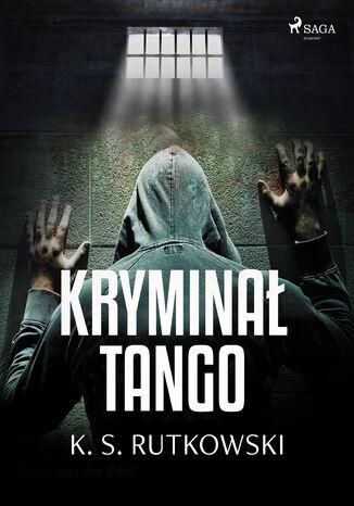 Okładka książki Kryminał tango