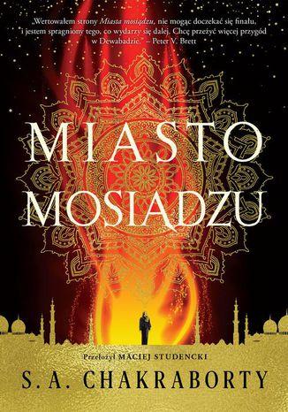 Okładka książki Miasto mosiądzu
