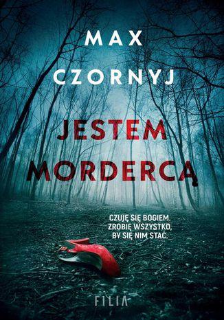 Okładka książki/ebooka Jestem mordercą