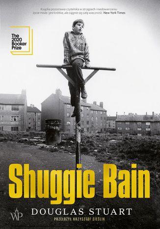 Okładka książki Shuggie Bain