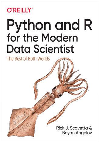 Okładka książki/ebooka Python and R for the Modern Data Scientist
