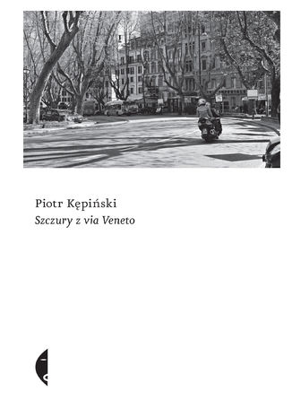 Okładka książki Szczury z via Veneto