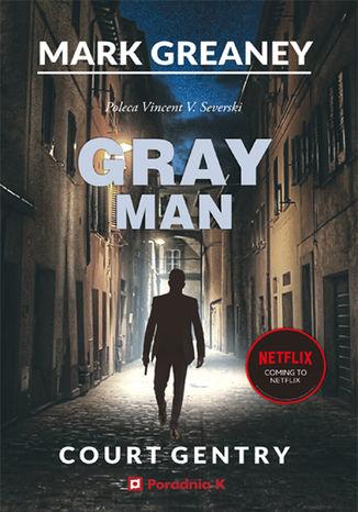 Okładka książki Gray Man