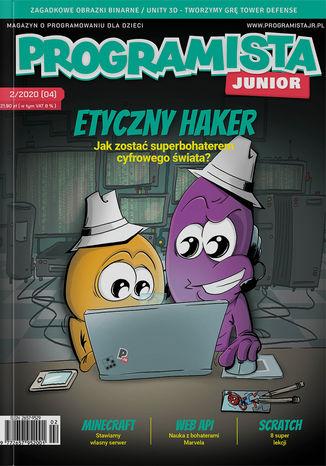 Okładka książki/ebooka Programista Junior 2/2020 (4)