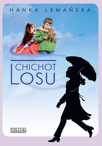 Okładka książki Chichot losu