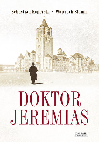 Okładka książki/ebooka Doktor Jeremias