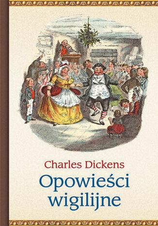 Okładka książki Opowieści wigilijne