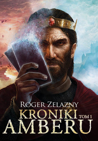 Okładka książki/ebooka Kroniki Amberu, tom I