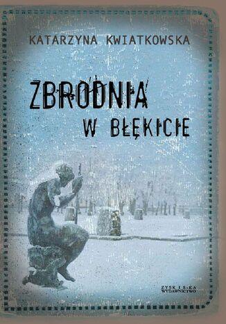 Okładka książki/ebooka Zbrodnia w błękicie