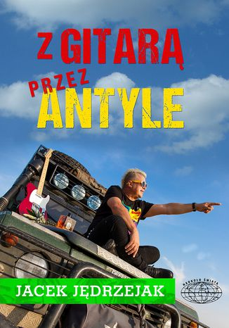 Okładka książki/ebooka Z gitarą przez Antyle
