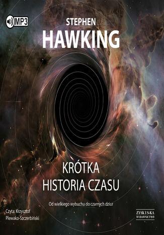 Okładka książki/ebooka Krótka historia czasu