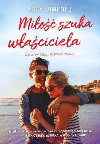 Okładka książki Miłość szuka właściciela