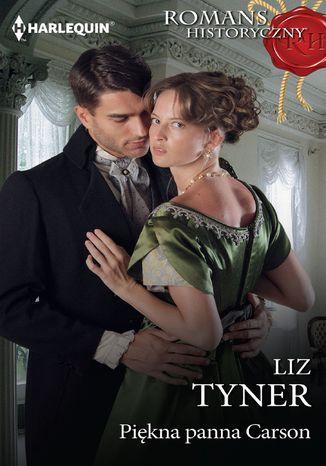 Okładka książki/ebooka Piękna panna Carson