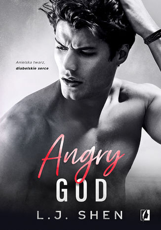 Okładka książki/ebooka Angry God. All Saints High. Tom 3