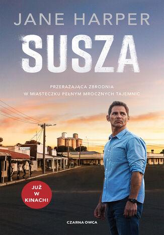 Okładka książki Susza