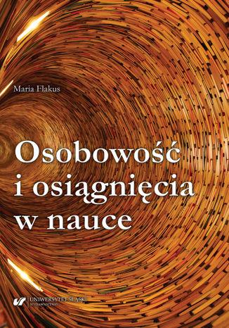 Okładka książki/ebooka Osobowość i osiągnięcia w nauce