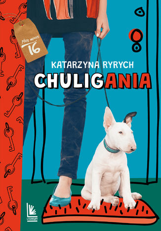 Okładka książki Chuligania